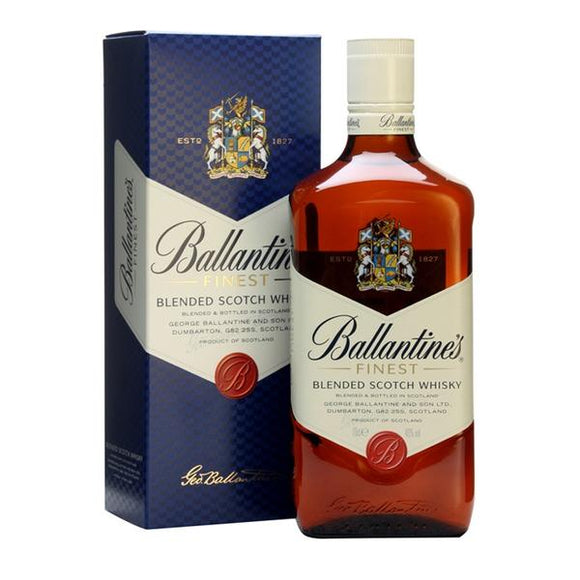 Ballantine's Finest 75cl, Scotch Whisky - The Liquor Shop Singapore