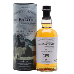 Balvenie 14 Year Old Week of Peat Story No.2 70cl