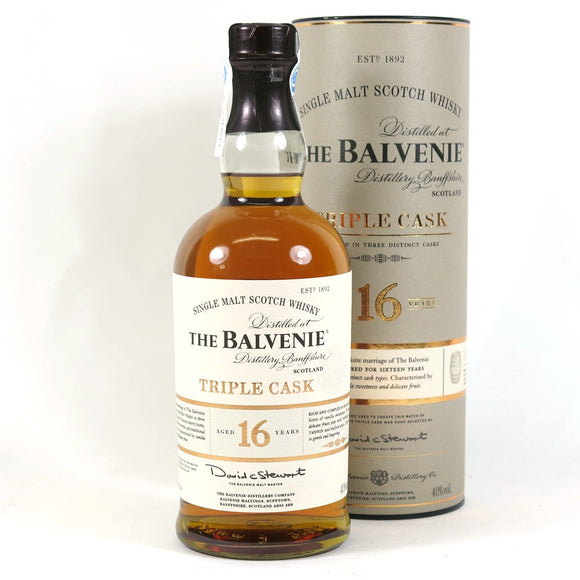 Balvenie 16 Years Triple Cask, Scotch Whisky - The Liquor Shop Singapore
