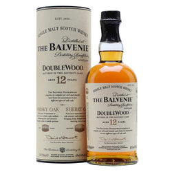 Balvenie Doublewood 12 Years old 70cl, Scotch Whisky - The Liquor Shop Singapore