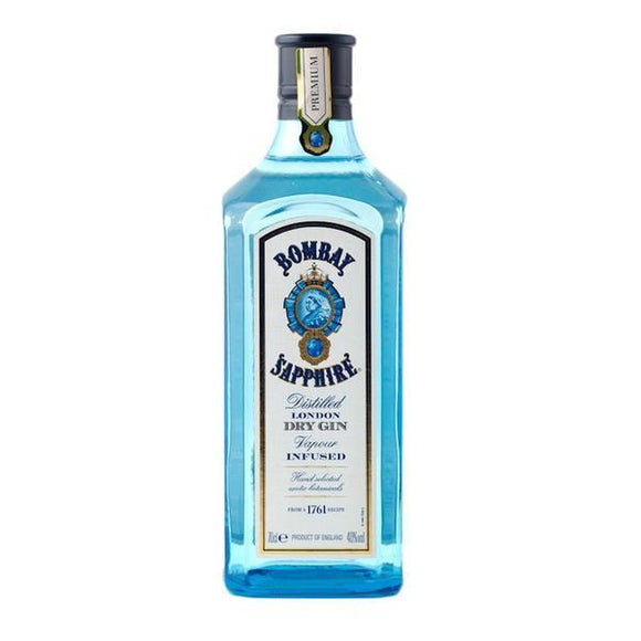 Bombay Sapphire 1L, Gin - The Liquor Shop Singapore