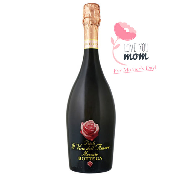 Bottega Moscato Petalo Vino dell'Amore 75cl, moscato - The Liquor Shop Singapore
