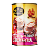 Bundle Of 2 Can Wang Kingdom 8H60G Braised Abalone (Best Before :11/2021)