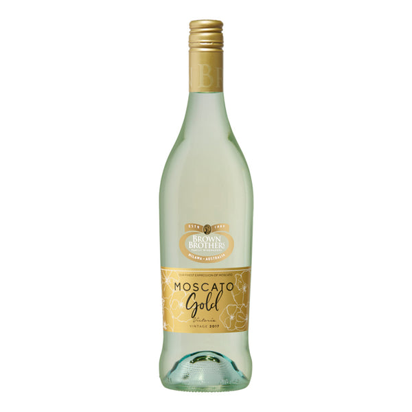 BROWN BROTHERS MOSCATO GOLD 750ML
