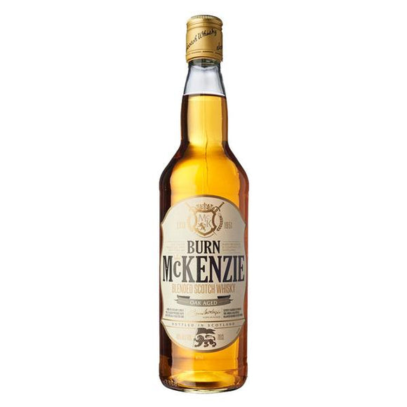 Burn Mckenzie 70cl, Scotch Whisky - The Liquor Shop Singapore