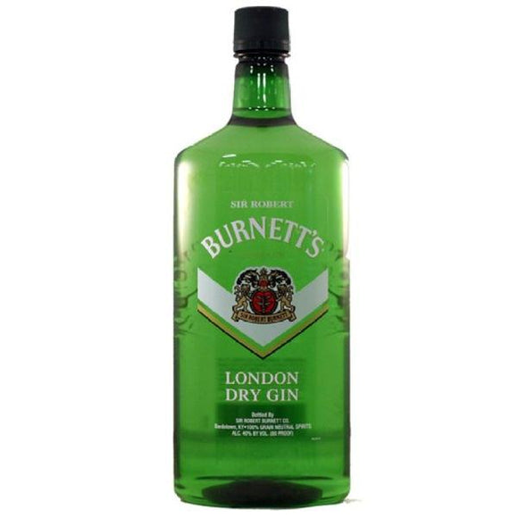 Burnetts Gin 70cl, Gin - The Liquor Shop Singapore