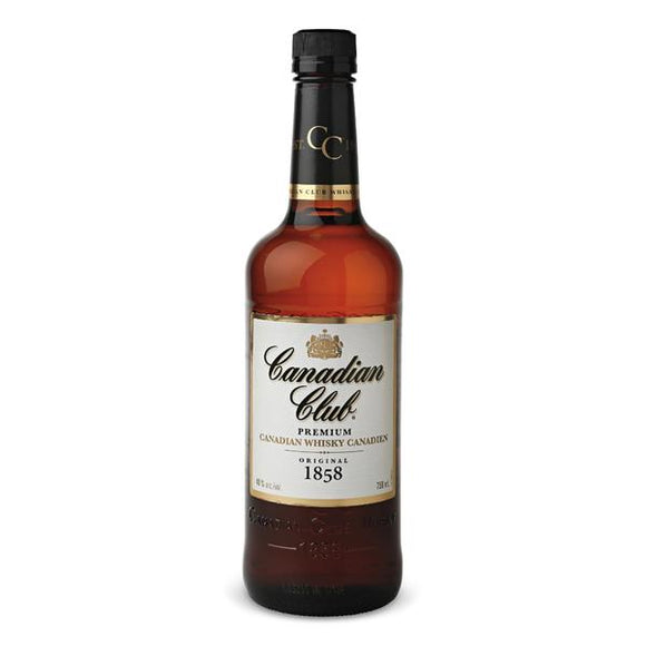 Canadian Club Whisky  75cl, Scotch Whisky - The Liquor Shop Singapore