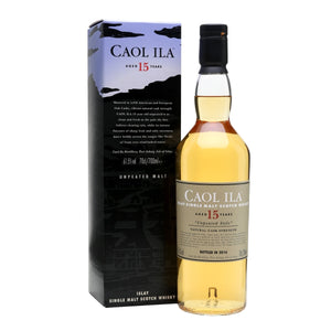 Caol Ila 15 Years Old Unpeated Special Release 2016