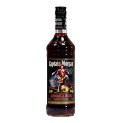 Captain Morgan Black Rum 70cl, Rum - The Liquor Shop Singapore
