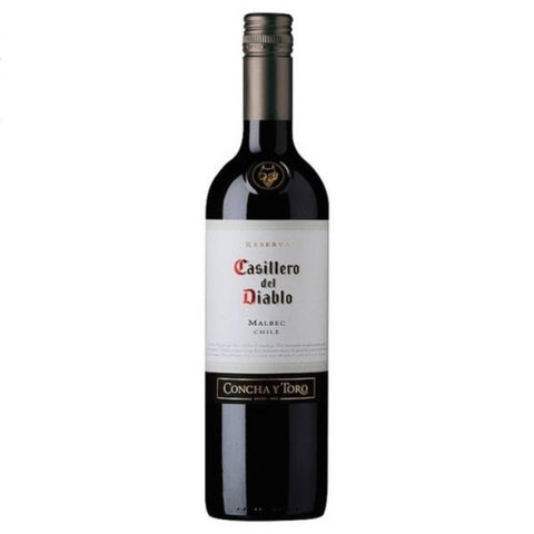 Casillero del Diablo Malbec 75cl, Red Wine - The Liquor Shop Singapore