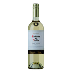 Casillero del Diablo Pinot Grigio 75cl, White Wine - The Liquor Shop Singapore