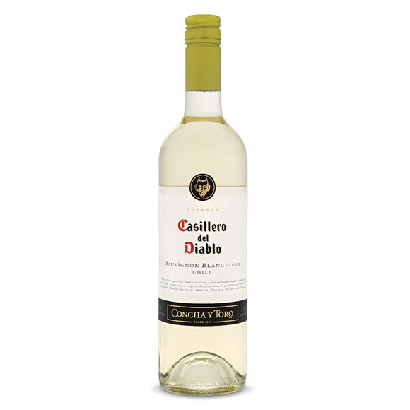 Casillero del Diablo Sauvignon Blanc, White Wine - The Liquor Shop Singapore