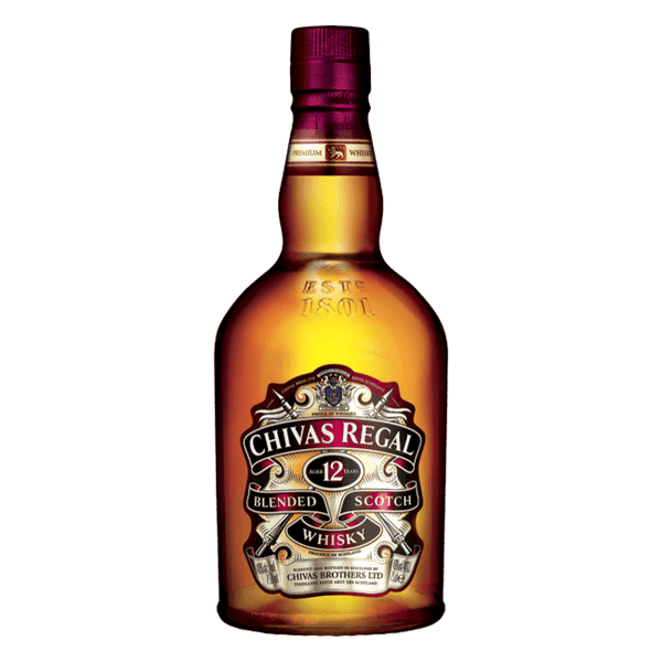 Chivas Regal 12 Years Old 70cl x 6 Bottles FREE Chivas Regal 18 20cl (Agent Stock, with Orginal Gift Box)
