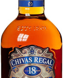 Chivas Regal 18 Years Old 70cl, Scotch Whisky - The Liquor Shop Singapore