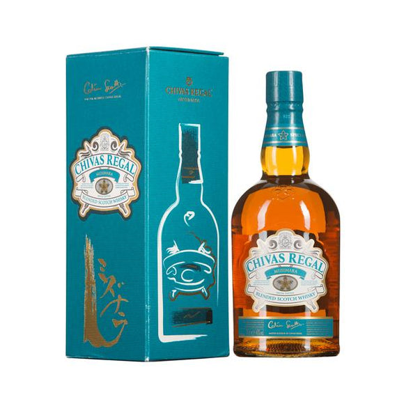 Chivas Regal Mizunara 70cl, Scotch Whisky - The Liquor Shop Singapore