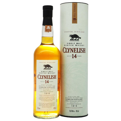 Clynelish 14 Years, Highlands - Diageo - The Liquor Shop Singapore