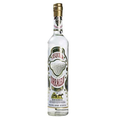 Corralejo Blanco Tequila 75cl, Tequila - The Liquor Shop Singapore