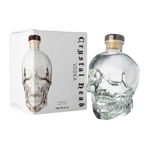 Crystal Head Vodka 75cl, Vodka - The Liquor Shop Singapore