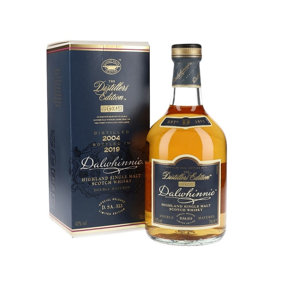 Dalwhinnie 2004 Distillers Edition Bot.2019