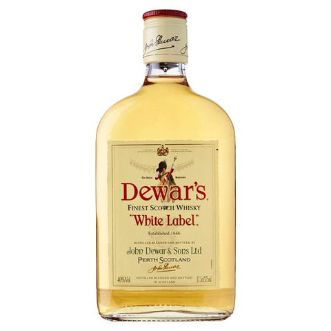 Dewar's White Label Blended 37.5cl, Scotch Whisky - The Liquor Shop Singapore