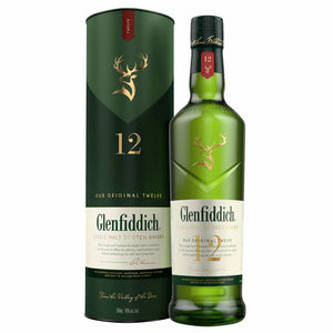 Glenfiddich 12 Years Old 70cl
