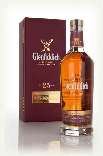 Glenfiddich 25 Years Old, Scotch Whisky - The Liquor Shop Singapore