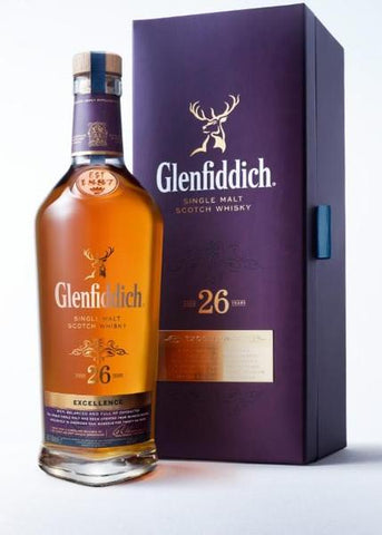 Glenfiddich 26 Years Old, Scotch Whisky - The Liquor Shop Singapore