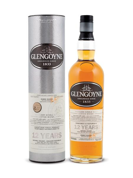 Glengoyne 12 Years, Highlands - Ian Macleod Distillers - The Liquor Shop Singapore