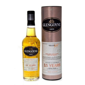 Glengoyne 15 Years, Highlands - Ian Macleod Distillers - The Liquor Shop Singapore