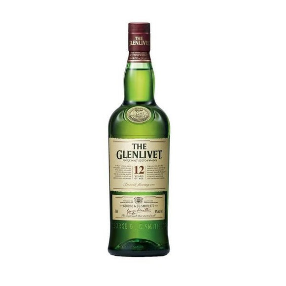 Glenlivet 12 Years Old 1L