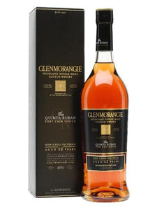 Glenmorangie 12 Years Old Quinta Ruban, Scotch Whisky - The Liquor Shop Singapore