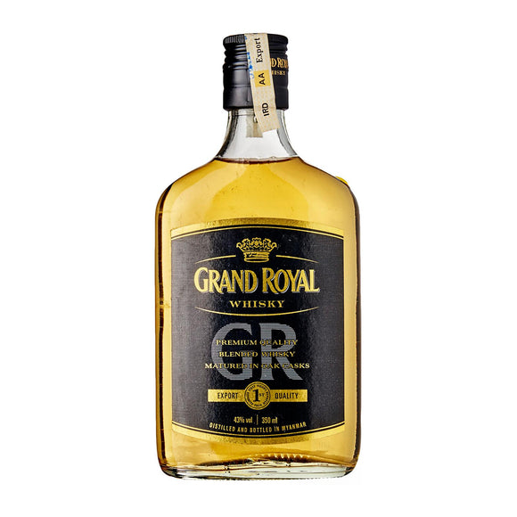 Grand Royal Premium Whisky 35cl, Scotch Whisky - The Liquor Shop Singapore