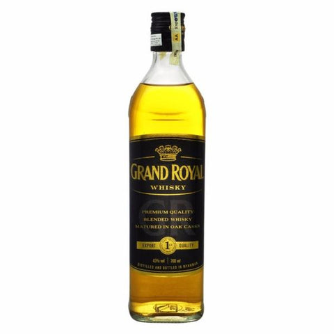 Grand Royal Premium Whisky 70cl, Scotch Whisky - The Liquor Shop Singapore
