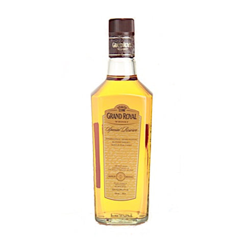 Grand Royal Special Reserve Whisky 17.5cl, Scotch Whisky - The Liquor Shop Singapore