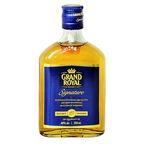 Grand Royal Signature Whisky 35cl, Scotch Whisky - The Liquor Shop Singapore