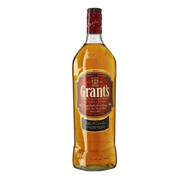 Grant's Finest 37.5cl, Scotch Whisky - The Liquor Shop Singapore