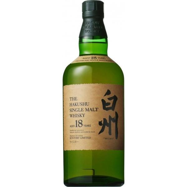 Hakushu 18 Years old, Japan - Suntory - The Liquor Shop Singapore