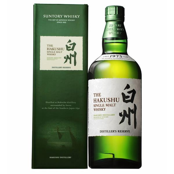 Hakushu Distiller's Reserve, Japanese Whisky - The Liquor Shop Singapore
