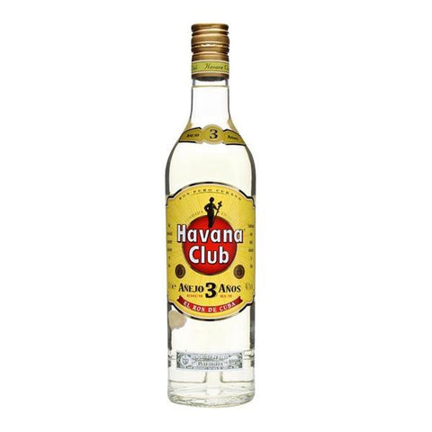 Havana Club 3 Years Old 70cl, Rum - The Liquor Shop Singapore