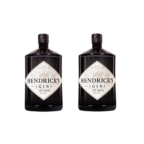 Bundle of Hendrick's Gin 70cl