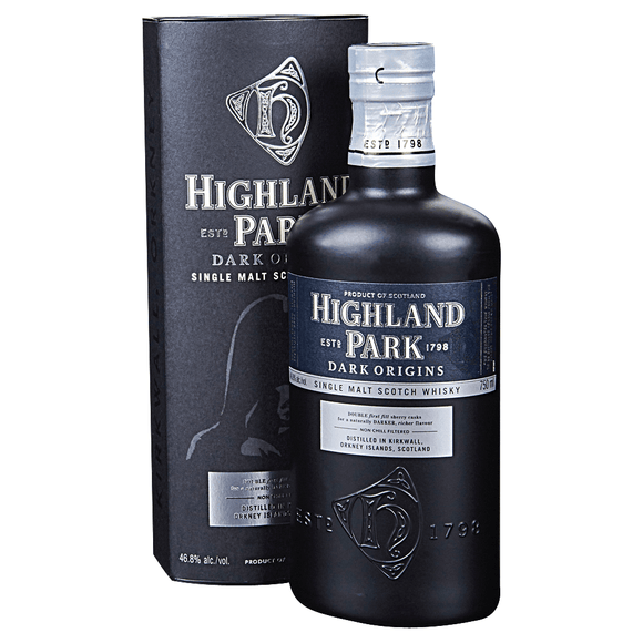 Highland Park Dark Origins, Islands - Edrington - The Liquor Shop Singapore