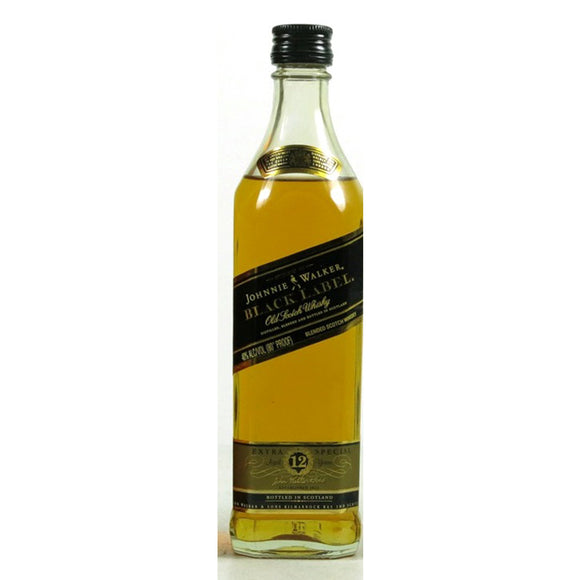 Johnnie Walker Black Label 20cl, Scotch Whisky - The Liquor Shop Singapore