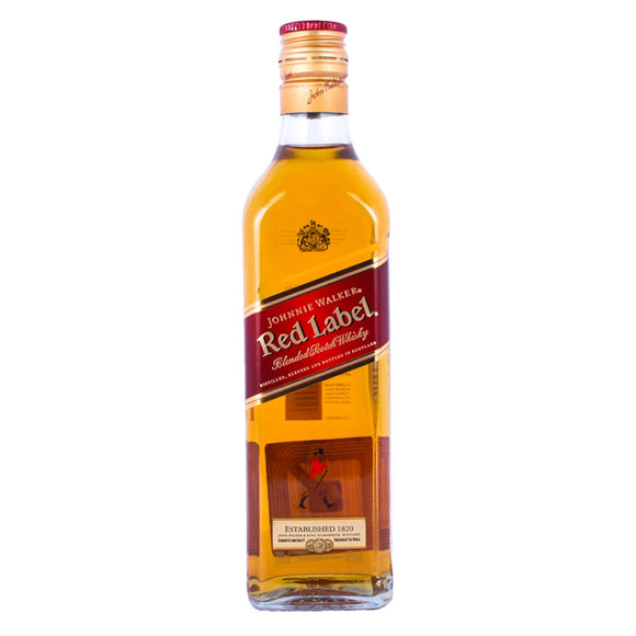 Johnnie Walker Red Label 20cl, Scotch Whisky - The Liquor Shop Singapore