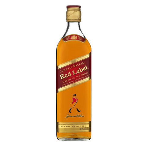 Johnnie Walker Red Label 37.5cl, Scotch Whisky - The Liquor Shop Singapore
