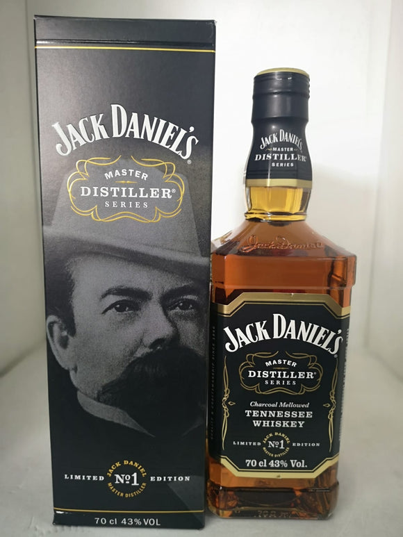 Jack Daniel's Master Distiller Series No. 1 70cl