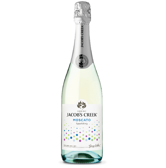 Jacob's Creek Sparkling Moscato white