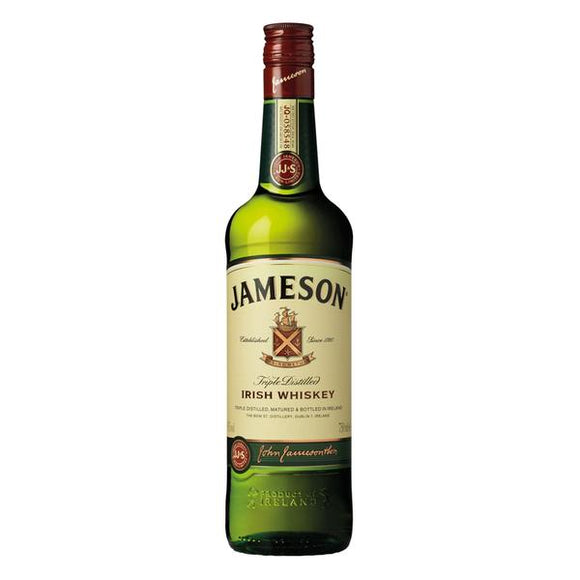 Jameson Irish Whiskey 70cl, Scotch Whisky - The Liquor Shop Singapore