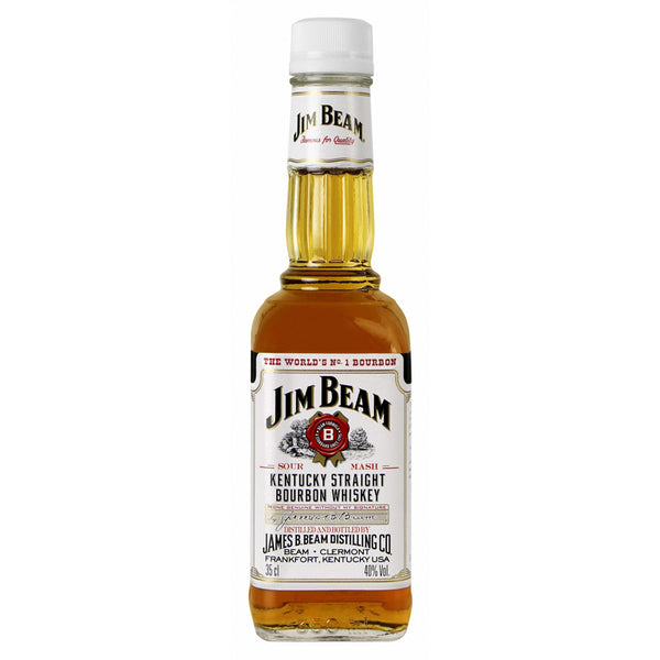 Jim Beam 37.5cl, Bourbon Whisky - The Liquor Shop Singapore