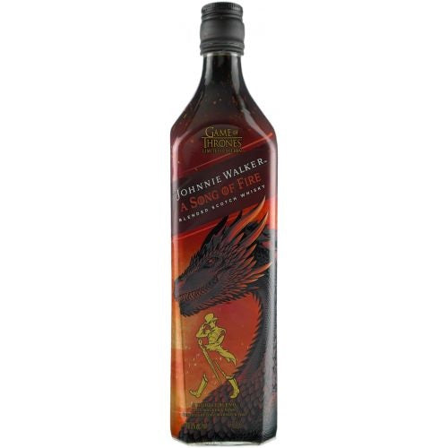 Johnnie Walker A Song Of Fire 1L
