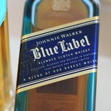Johnnie Walker Blue Label Blended Scotch Whisky 75cl, Scotch Whisky - The Liquor Shop Singapore